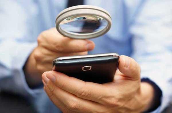 проверка смартфона на шпионские программы