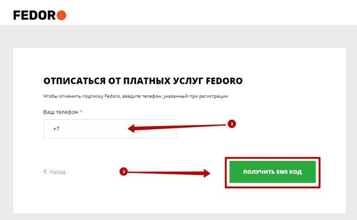 Rusfed Sankt Peterb RUS - что это за списание, отписаться от платных услуг