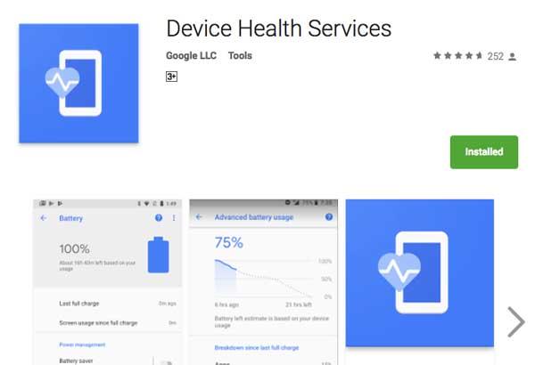 Device Health Services: что это за программа и нужна ли она на Андроид