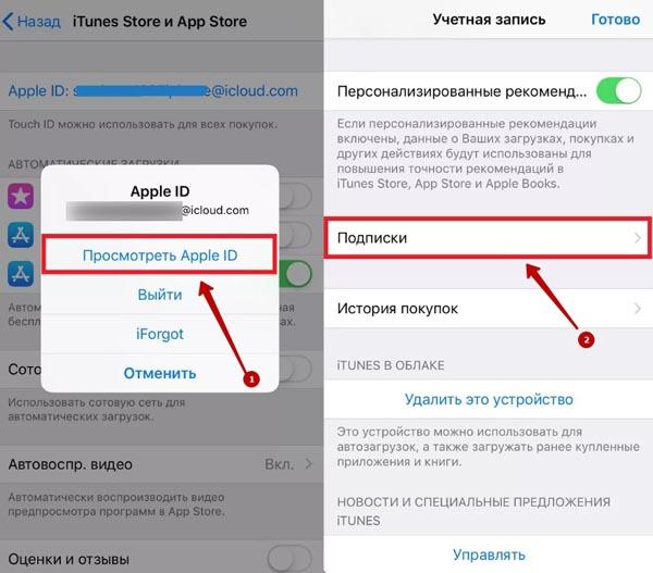 Как отключить Баду Премиум на телефоне Андроид и Айфон