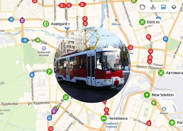Как посмотреть где едет трамвай онлайн в приложении
