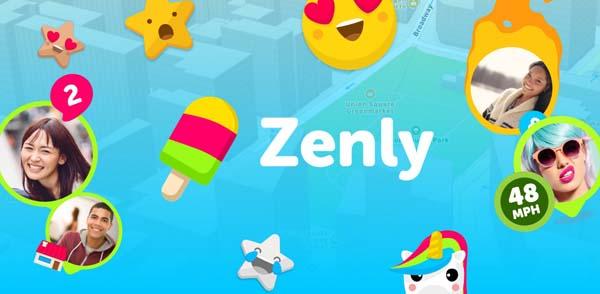 приложение Zenly