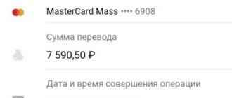 Информация о платеже 47 RUS